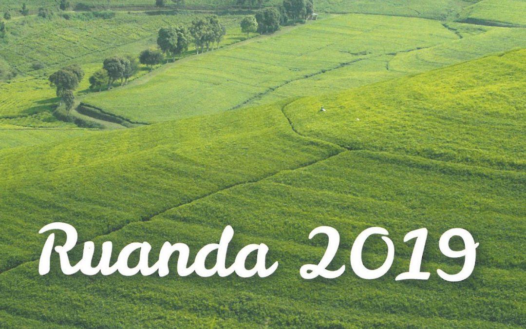 Ruanda Kalender 2019