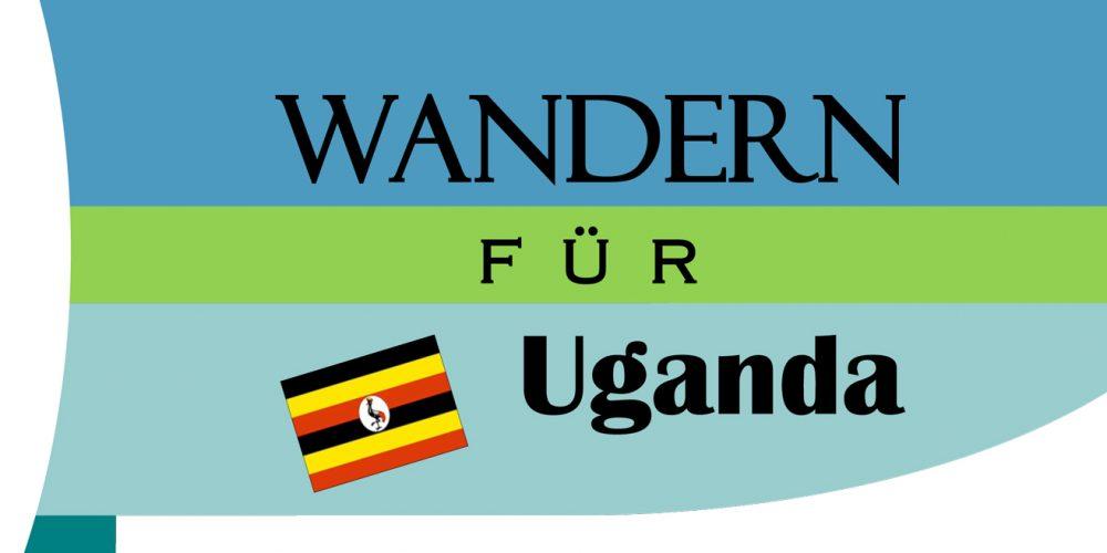 Wandern für Uganda am 16. Juni 2019