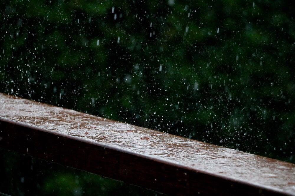 Starkregen in Kenia