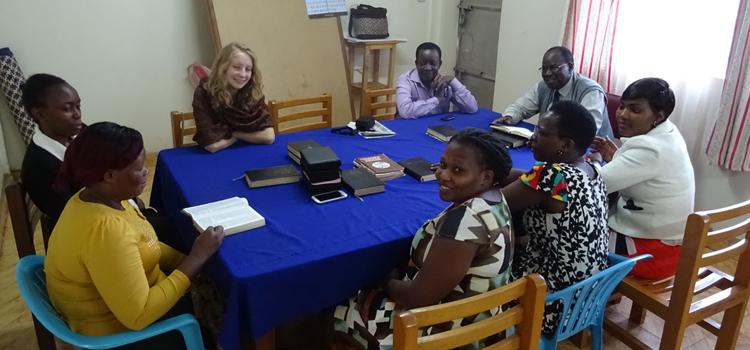 Einblicke in eine ugandische NGO – Tagebuch Jan Krause und Franziska Rehbein #1