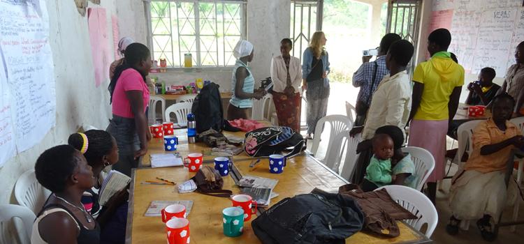 Einblicke in eine ugandische NGO – Tagebuch Jan Krause und Franziska Rehbein #2