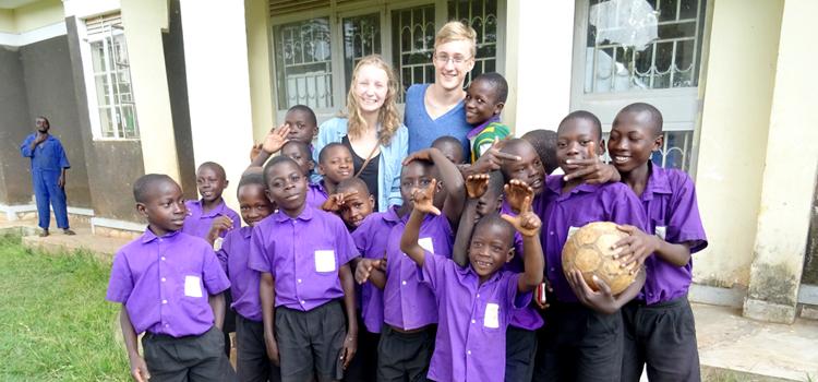 Einblicke in eine ugandische NGO – Tagebuch Jan Krause und Franziska Rehbein #3